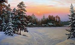 Александр Мельников - Зима
