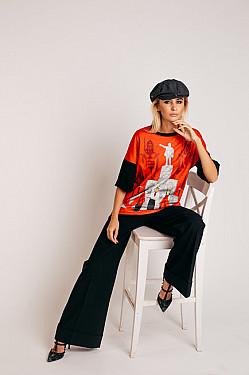 КЛЯНЕМСЯ ТЕБЕ, ПАРТИЯ / футболка с плакатом / Музей современной истории / Москва