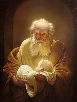 Симеон и Иисус